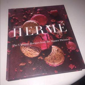Pierre HERME Macaron hardcover coffee table book